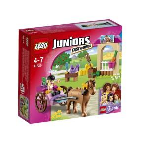 LEGO Juniors - Przyczepa konna Stephanie 10726