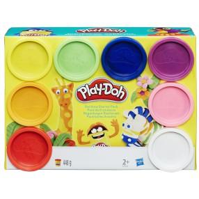 Play-Doh - Rainbow Starter Pack 8 kolorów A7923
