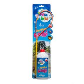 Fru Blu Bańki - Obręcz + płyn 500ml DKF8180