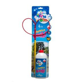 Fru Blu Bańki - Obręcz motylek + płyn 500ml DKF8181
