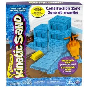 Kinetic Sand - Plac Budowy 283g 20070519