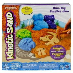 Kinetic Sand - Wykopalisko Dinozaurów 340g 20069517