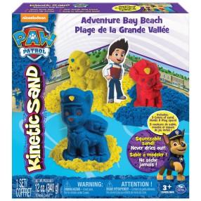 Kinetic Sand - Psi Patrol - Przygoda na Plaży 340g 20073348