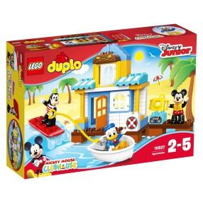 LEGO Duplo - Mickey i Przyjaciele - Domek przy plaży 10827