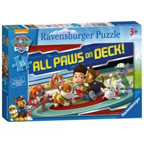 Ravensburger - Psi Patrol 35 elem. 087761