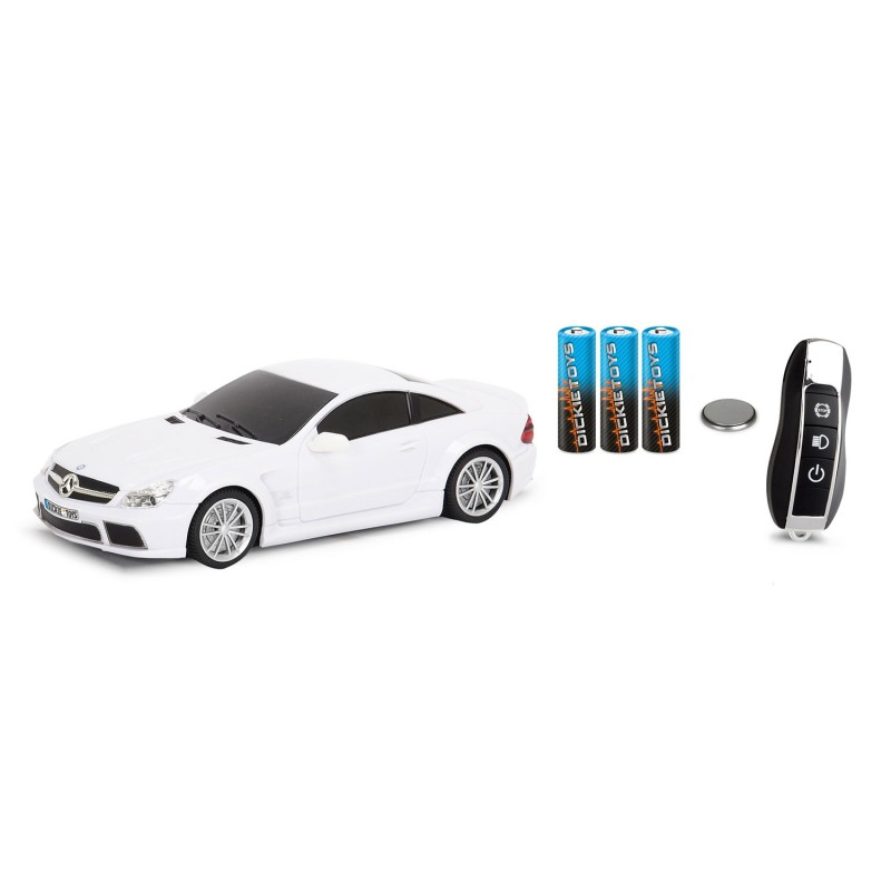 Dickie rc sterowany ruchem mercedes benz sl65 amg for Rc mercedes benz