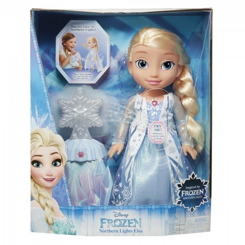 Disney Frozen Kraina Lodu Lalka Elsa W Balsku Zorzy