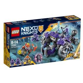 LEGO Nexo Knights - Trzej bracia 70350