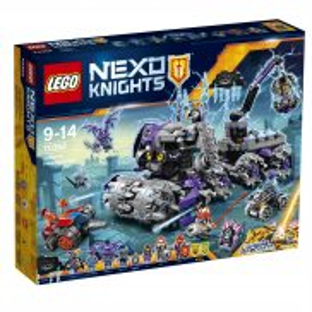 LEGO Nexo Knights - Ekstremalny niszczyciel Jestro 70352