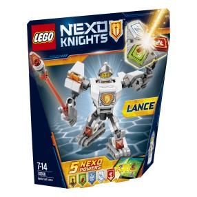 LEGO Nexo Knights - Zbroja Lance'a 70366