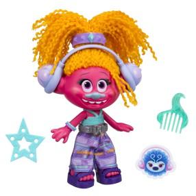 Hasbro Trolle - Lalka Figurka podstawowa DJ Suki B7356