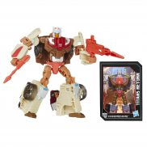Hasbro Transformers Generations - Figurka Deluxe Autobot Stylor i Chromedome B7034