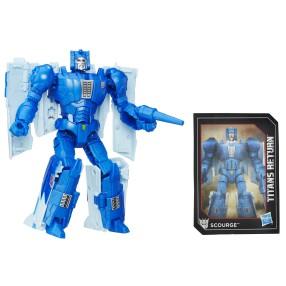 Hasbro Transformers Generations - Figurka Deluxe Fracas i Scourge B7029