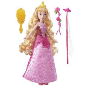 Hasbro Disney Princess - Księżniczki z długimi włosami Lalka Aurora B6907