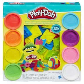 Play-Doh - Ciastolina Zabawa z cyferkami i literkami 21018