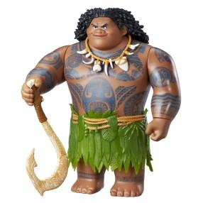 Hasbro Disney Vaiana - Lalka Półbóg Maui C0152