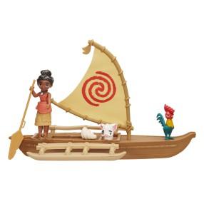 Hasbro Disney Vaiana - Adventure Canoe C0147