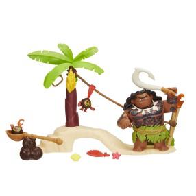 Hasbro Disney Vaiana - Maui the Demigod's Kakamora Adventure C0148