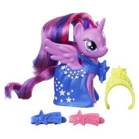My Little Pony Explore Equestria - Kucyk na wybiegu Księżniczka Twilight Sparkle B9623