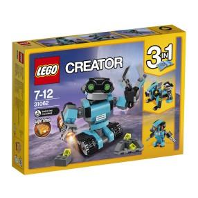 LEGO Creator - Robot-odkrywca 3w1 31062
