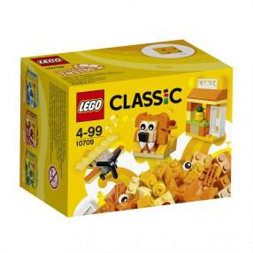 LEGO Classic - Pomarańczowy zestaw kreatywny 10709