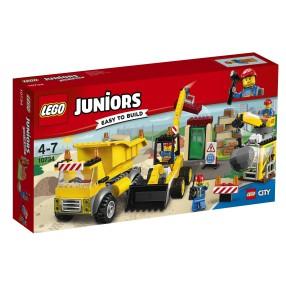 LEGO Juniors - Rozbiórka 10734