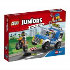 LEGO Juniors - Pościg furgonetką policyjną 10735