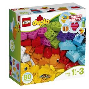 LEGO Duplo - Moje pierwsze klocki 10848