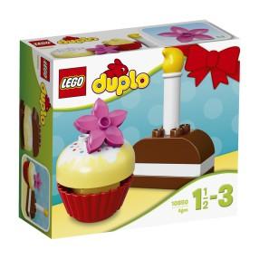 LEGO Duplo - Moje pierwsze ciastka 10850