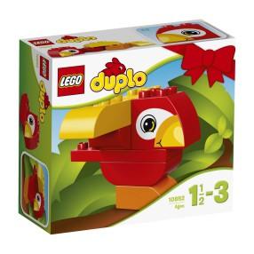 LEGO Duplo - Moja pierwsza papuga 10852