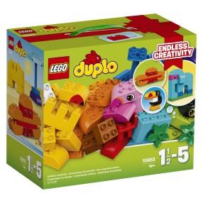 LEGO Duplo - Zestaw kreatywnego budowniczego 10853