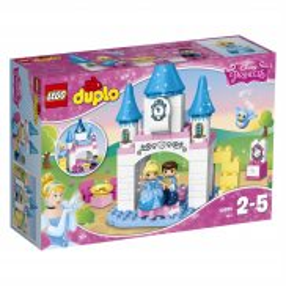 LEGO Duplo - Magiczny zamek Kopciuszka 10855