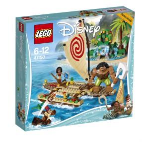 LEGO Disney Princess - Oceaniczna podróż Vaiany 41150