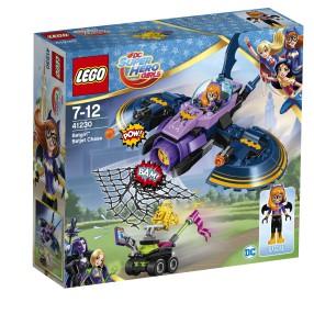 LEGO DC Super Hero Girls - Batgirl i pościg Batjetem 41230