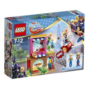 LEGO DC Super Hero Girls - Harley Quinn na ratunek 41231