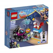 LEGO DC Super Hero Girls - Lashina i jej pojazd 41233