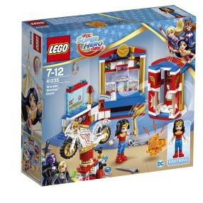 LEGO DC Super Hero Girls - Pokój Wonder Woman 41235