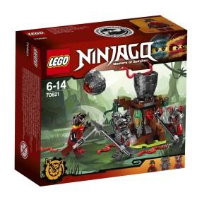 LEGO Ninjago - Atak Cynobru 70621