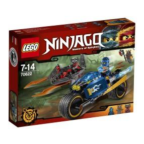 LEGO Ninjago - Pustynna Błyskawica 70622