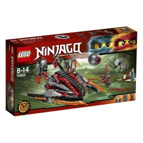 LEGO Ninjago - Cynobrowy Najeźdźca 70624