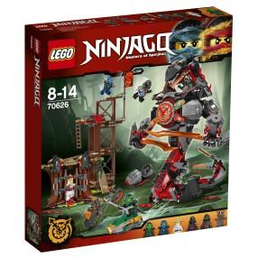 LEGO Ninjago - Świt Żelaznego Fatum 70626