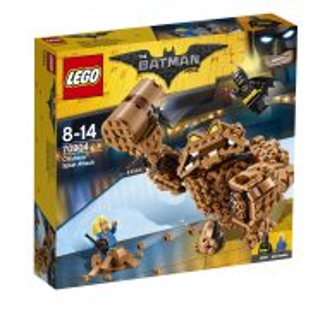 LEGO Batman - Atak Clayface'a 70904