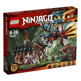 LEGO Ninjago - Kuźnia Smoka 70627