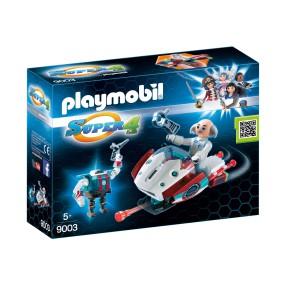 Playmobil - Skyjet z Dr. X i robotem 9003