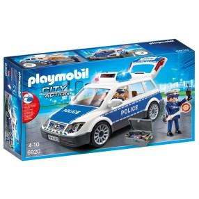 Playmobil - Radiowóz policyjny 6920