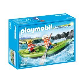 Playmobil - Spływ pontonem 6892