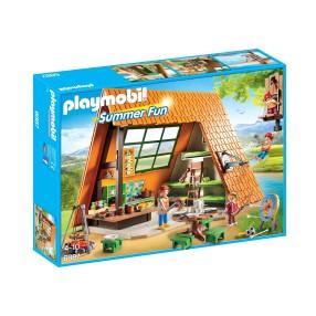 Playmobil - Domek letniskowy 6887