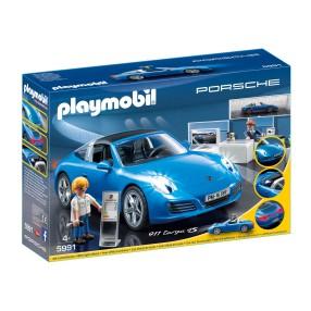 Playmobil - Porsche 911 Targa 4S 5991
