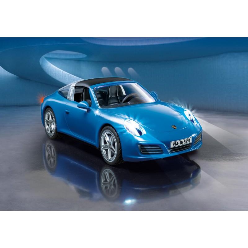 playmobil porsche 911 targa 4s 5991 kraina zabawy. Black Bedroom Furniture Sets. Home Design Ideas