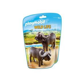 Playmobil - Bawoły afrykańskie 6944